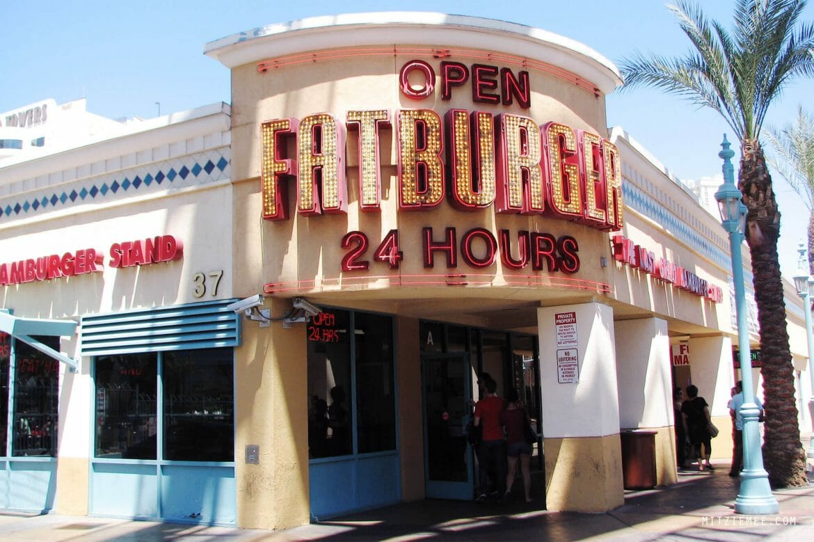 Fatburger on The Strip, Las Vegas