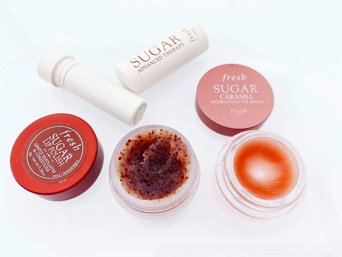 Sugar On-the-Go Lip Kit