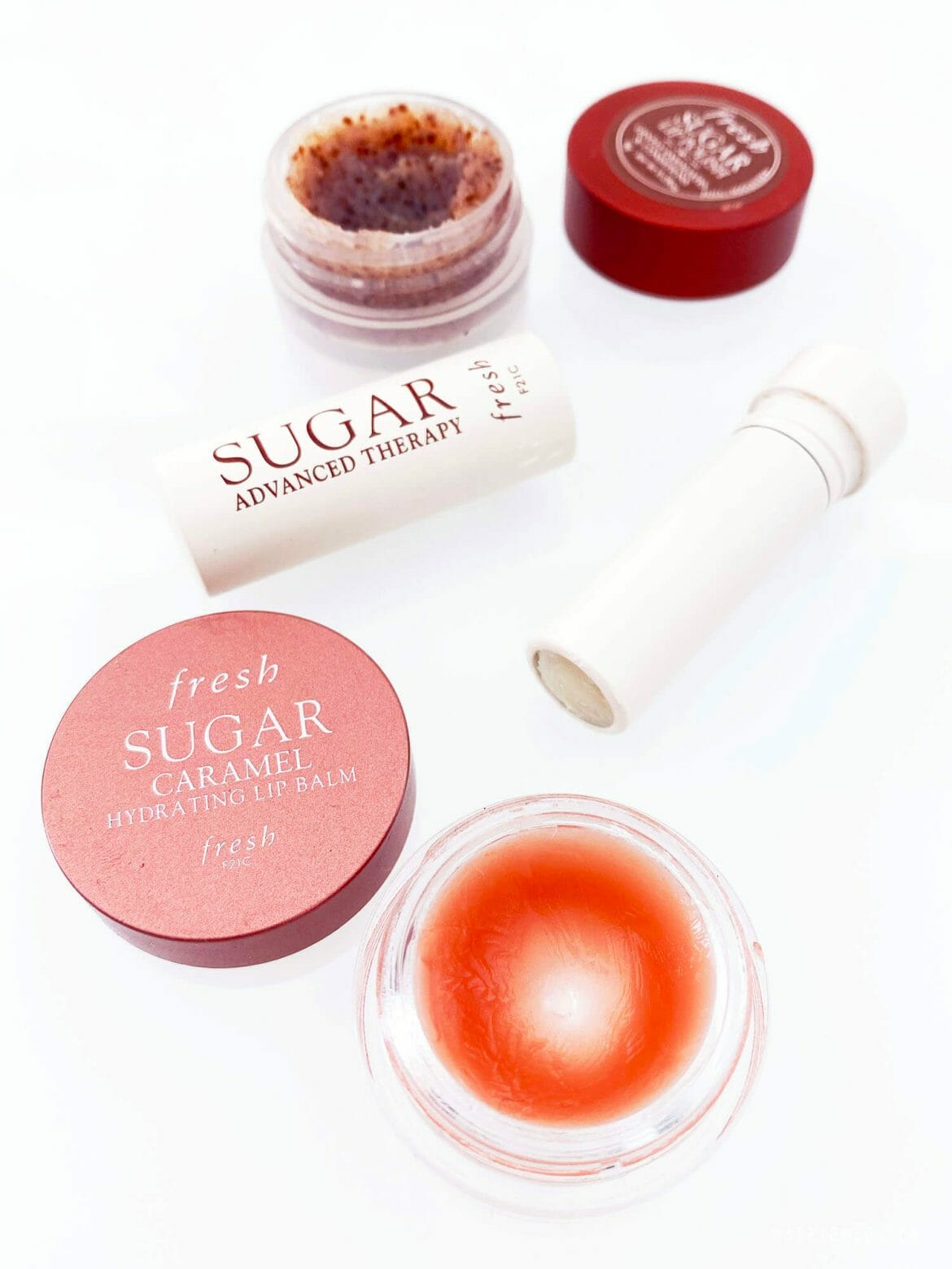 Sugar Lip Caramel Hydrating Balm