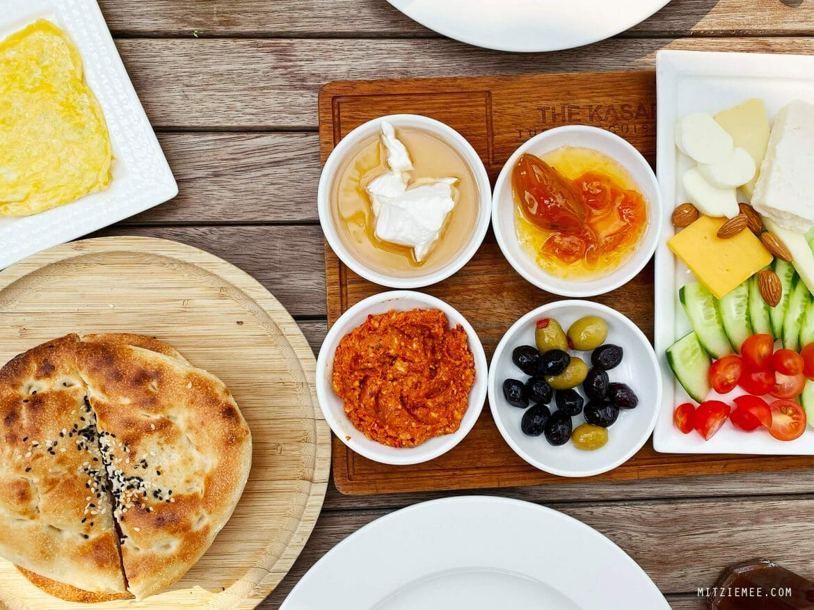 The Kasap, Turkish breakfast in Dubai